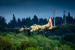 B-17G Nine O Nine at Boeing Field