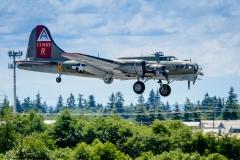 B-17 Aluminum Overcast Paine Field