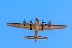 Boeing B-17 at Paine Field