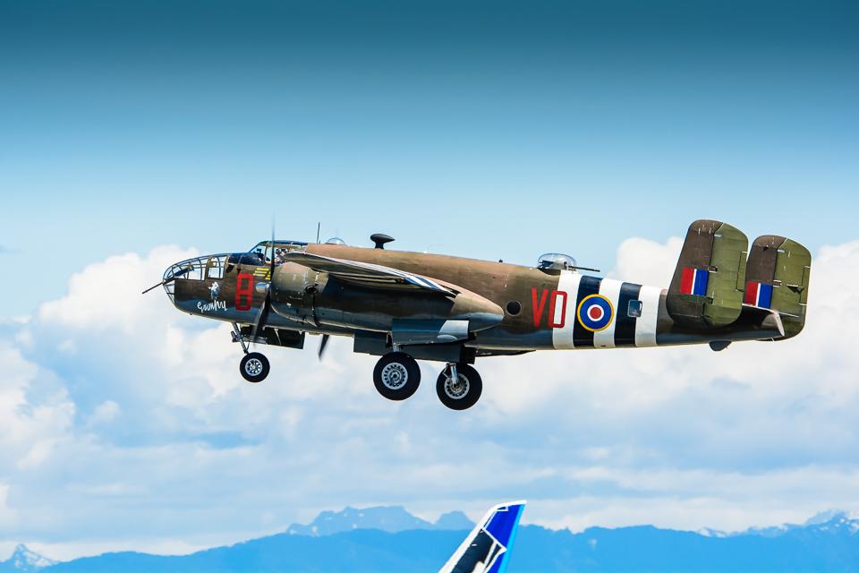 Historic Flight Foundation's North American B-25 Mitchell