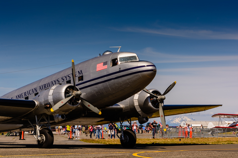 Historic Flight Foundation's Douglass DC-3