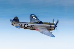 Flying Heritage Collection's Republic P-47 Thuderbolt