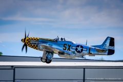 P-51 Mustang Upupa Epops