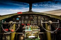 Boeing B-17 Flying Fortress Cockpit
