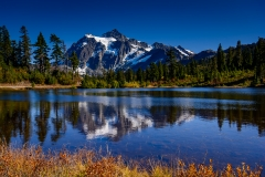 Mount Shuksan & Picture Lake