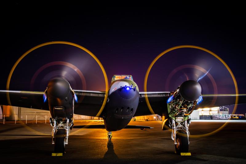 de Havilland D.H.98 Mosquito T.Mk.III