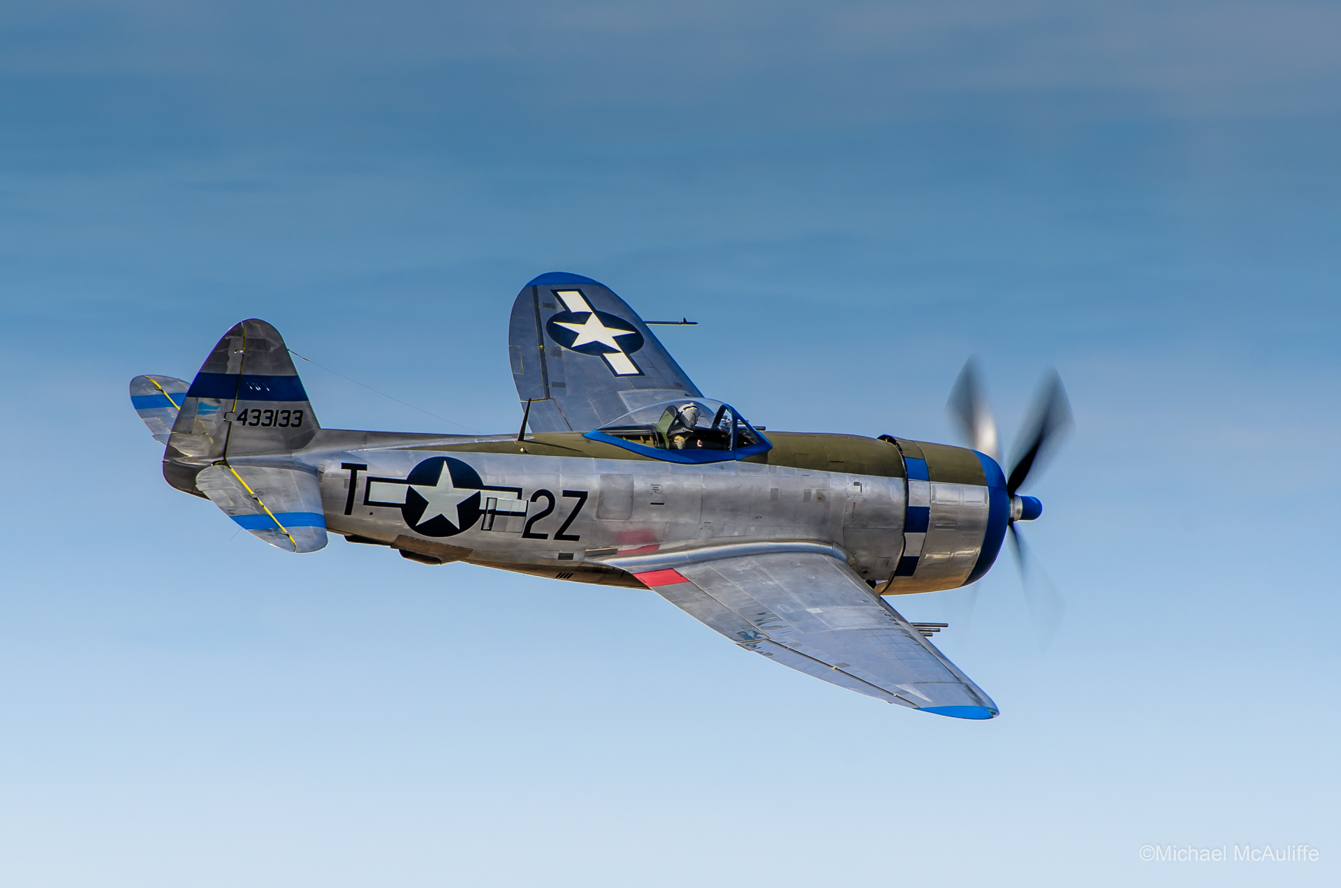 Flying Heritage Collection P-47D Thunderbolt