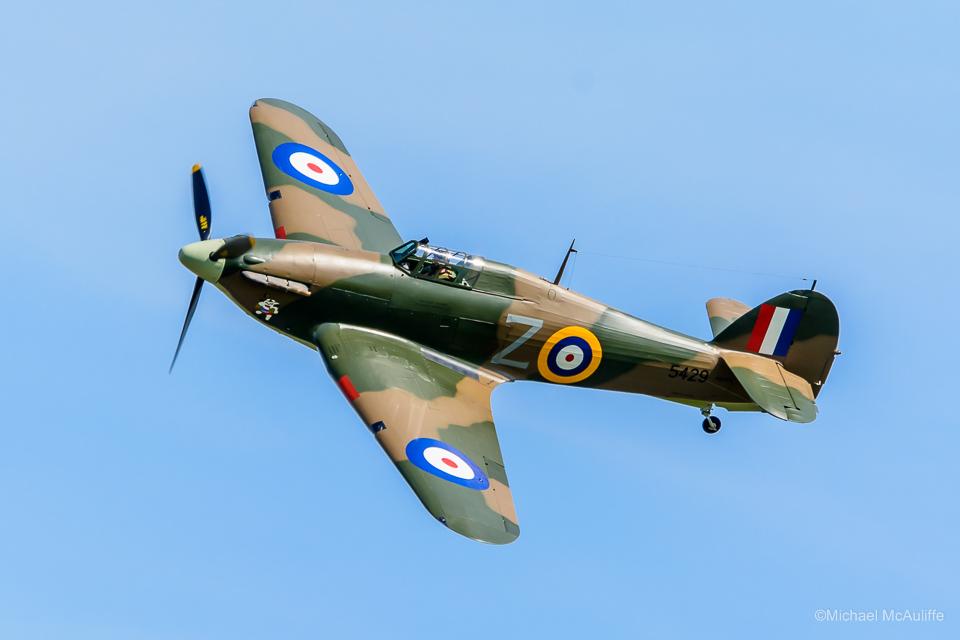 Flying Heritage Collection Hawker Hurricane MK.XIIA